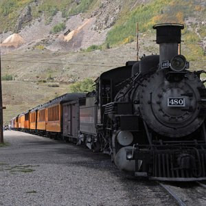 USA Colorado, Durango & Silverton (D&S NG)
